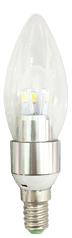 E14 Chandelier Bulb 3W