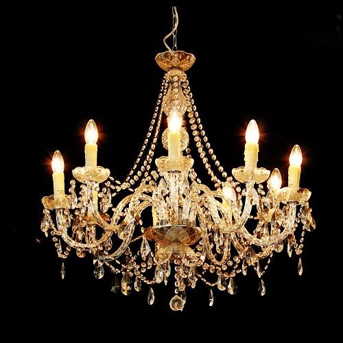 Elegant Chandelier Ceiling Lamp