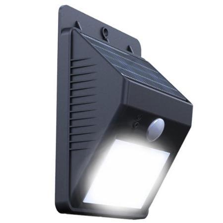 Solar Sensor LED Outdoor Garden Lamp