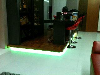 platform green lighting
