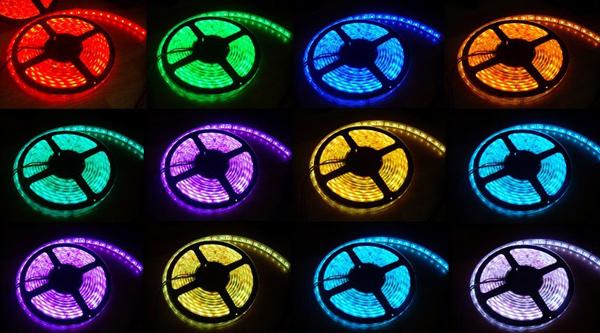 Colors LED Strip