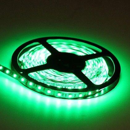 Green Color LED Strip
