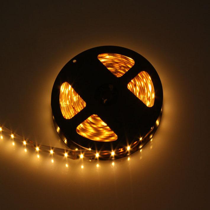 Orange Color LED Strip
