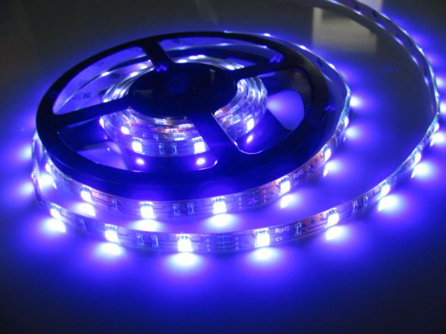 Purple Color LED Strip