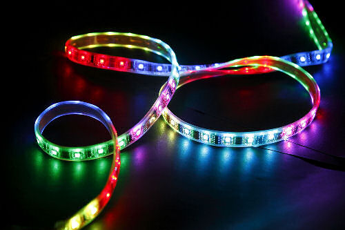 Rainbow RGB LED Strip