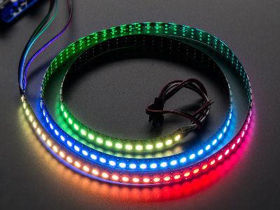 Rainbow WS2812 5050 LED Strip