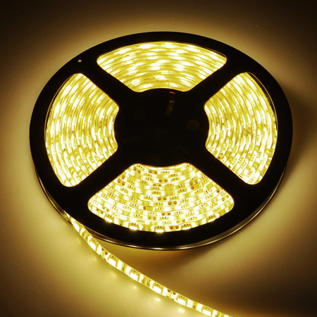 Warm Color LED Strip
